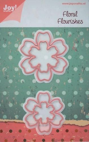 Joy! Crafts - Noor! Design Floral Flourishes bloem 5