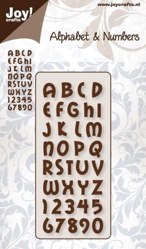 Noor! Design - Alphabet and numbers - Alphabet 1