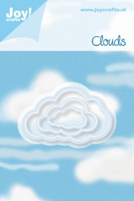 Joy!Crafts - Noor! Design - Clouds (3st)