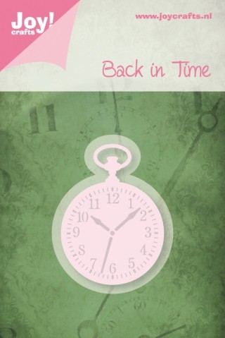 Joy! Crafts - Noor! Design - Back in Time - Zakhorloge