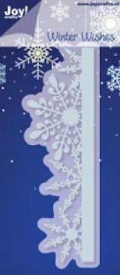 Joy Crafts! - Winter Wishes - Rand IJskristallen