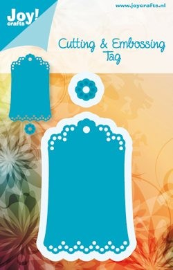 Joy! Crafts - Noor! Design - Label 2