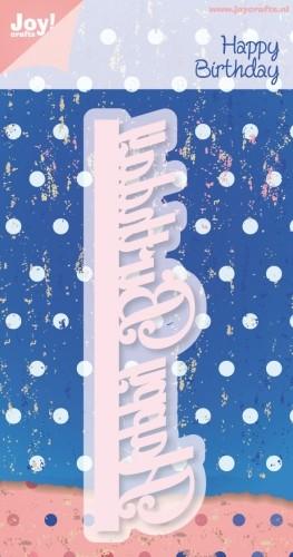 Joy! Crafts - Noor! Design - Rand Happy Birthday