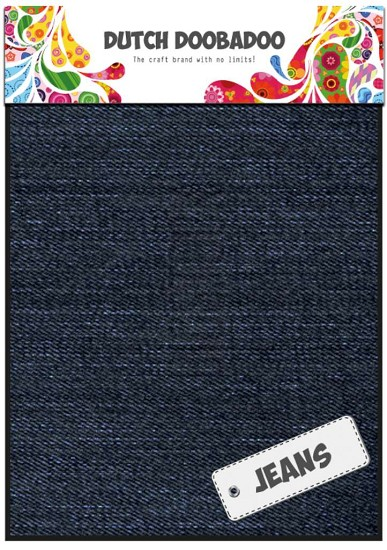 Dutch Doobadoo - Jeans - Blauw / dark