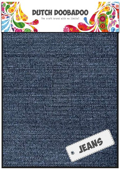 Dutch Doobadoo - Jeans - Blauw / medium