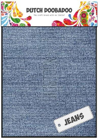 Dutch Doobadoo - Jeans - Blauw / light