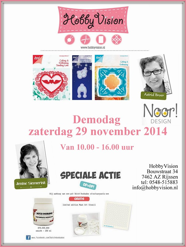 Demodag 29 november - Groot