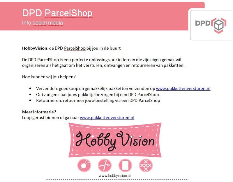 DPD Parcelshop - Groot